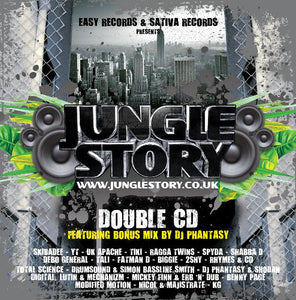 Jungle Story - 2 CD Album