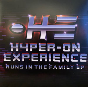Hyper On Experience - Runs In The Family EP