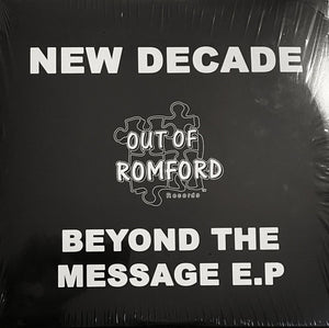 Beyond The Message E.P