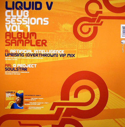 Liquid V Club Sessions Vol 1 - Album Sampler