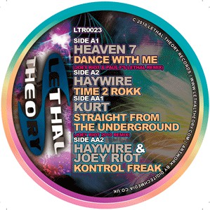 Dance With Me / Time To Rokk / Straight From The Underground / Kontrol Freak