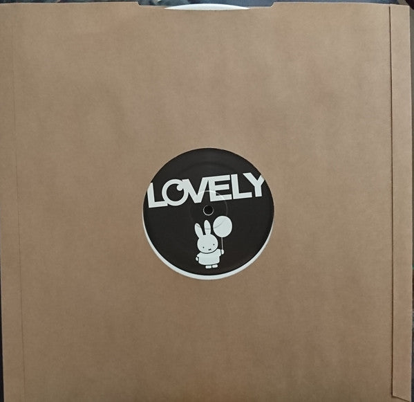 "Unknown-Lovely EP-12"" white vinyl"