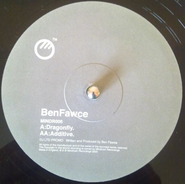 Ben Fawce-Dragonfly/Additive