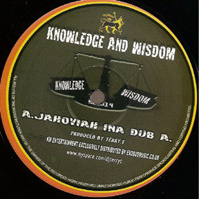 Jahoviah Ina Dub / Only You