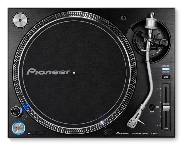 PLX1000 PRO DJ High Torque S-Tonearm Direct Drive Turntable