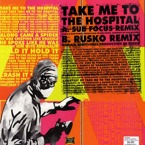 Take Me To The Hospital (Subfocus/Rusko Remixes)