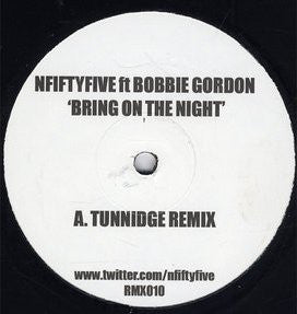Bring On The Night (Remixes)