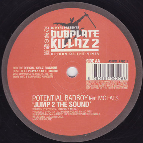 Girlz / Jump 2 The Sound