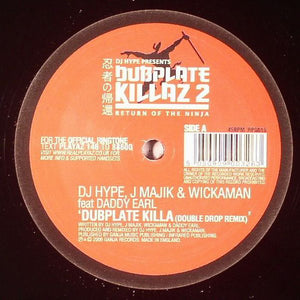Dubplate Killa / Look To The Future (Remixes)