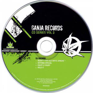 Ganja Records CD Series Vol 3