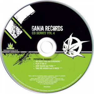 Ganja Records CD Series Vol 4