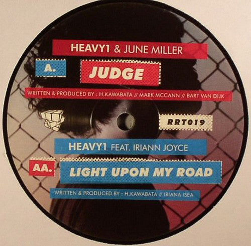 Judge / Light Upon My Road
