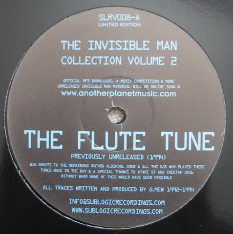 The Invisible Man Collection Volume 2 - VERY RARE