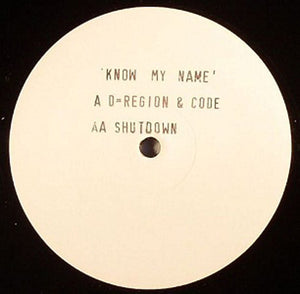 Know My Name Remixes