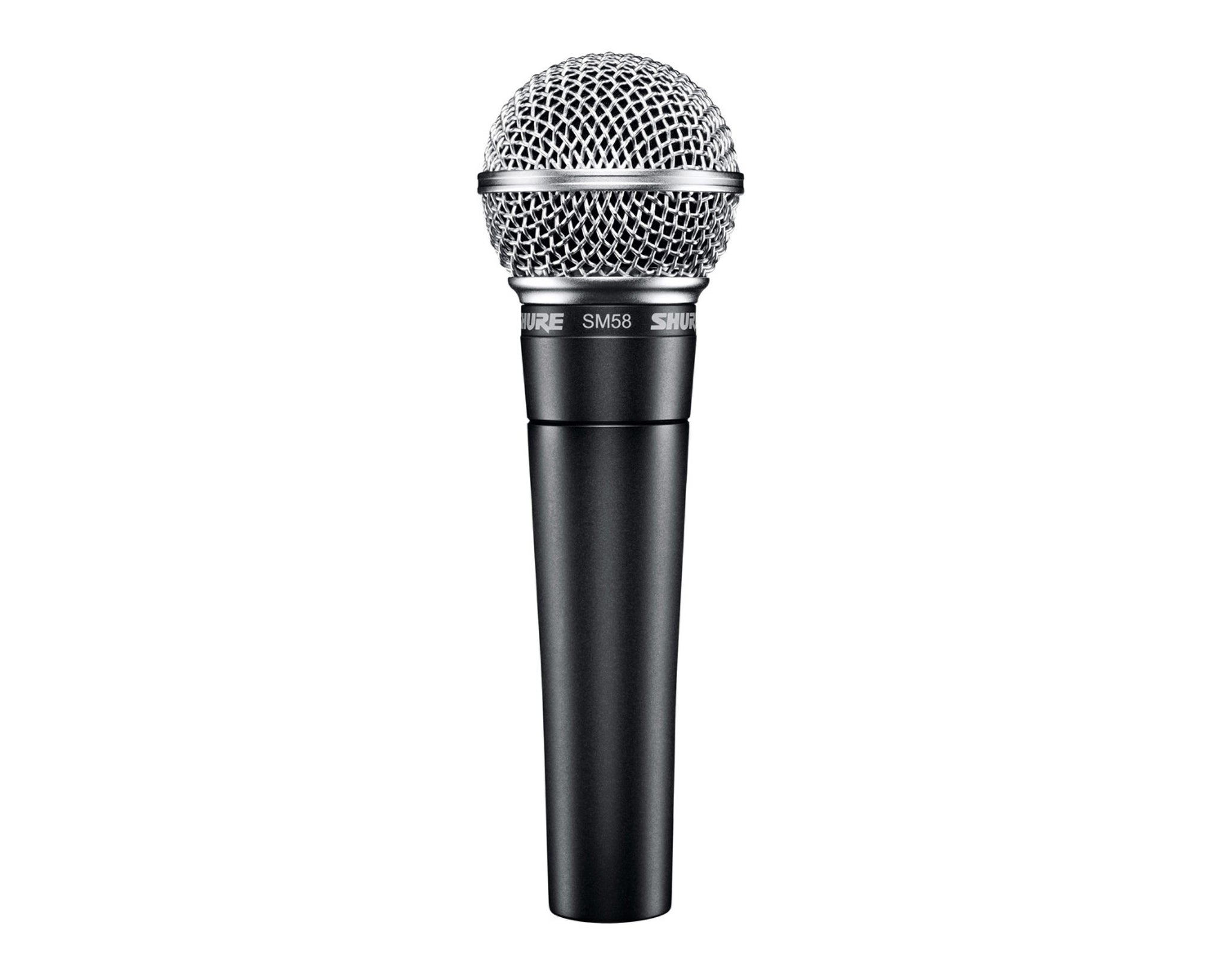Shure SM58 'Industry Standard' Vocal Dynamic Cardioid Mic
