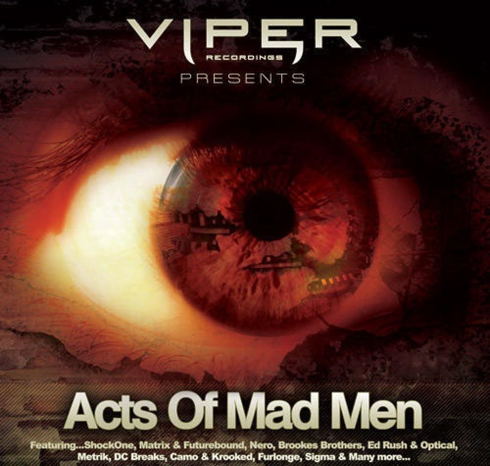 Acts of Mad Men - CD