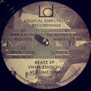Beatz EP Volume One