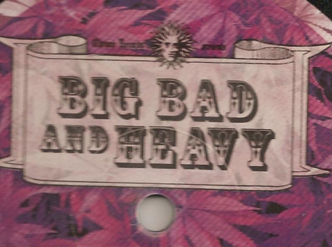 Big Bad & Heavy - Pack of 5 Records