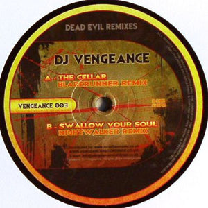 Dead Evil Remixes / The Cellar (Bladerunner Remix) / Swallow Your Soul (Nightwalker Remix)