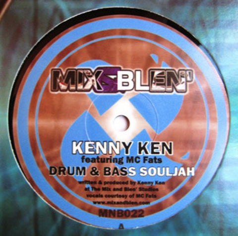 Drum n Bass Souljah / Ready
