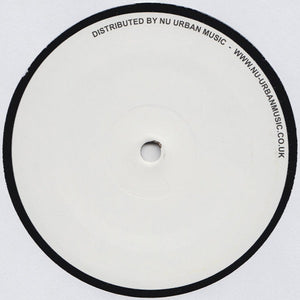 DZ - A.W.O.L. / DZ and Kozee - Crack - WHITE LABEL PROMO