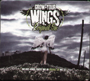 Grown Your Wings - 2 CDs