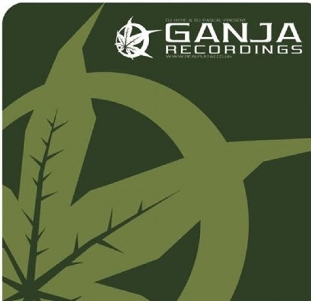 Ganja Records - Pack of 10 Records
