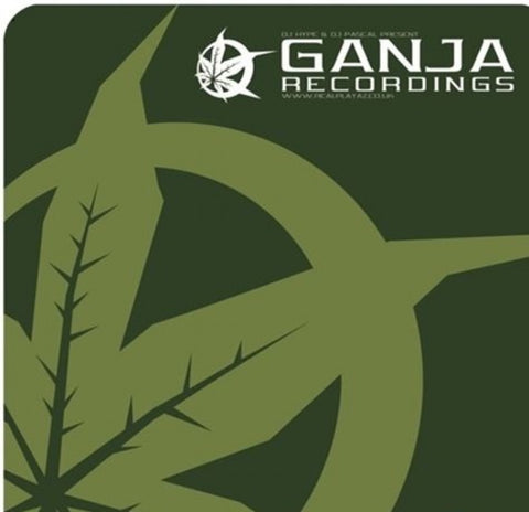 Ganja Records - Pack of 5 Records