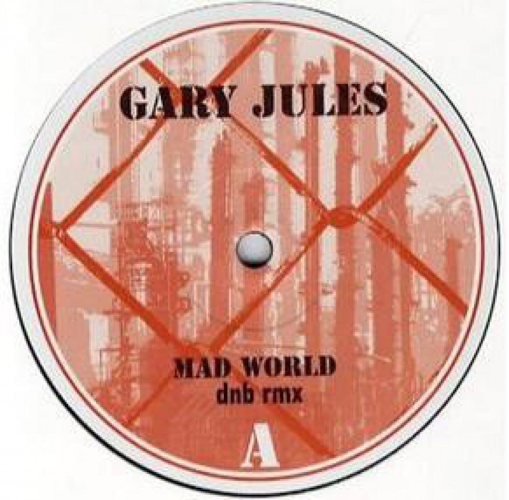 Mad World / Ante Up (DnB Remixes)