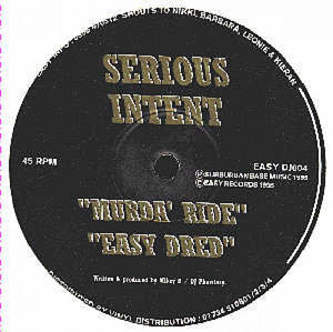 Murda' Ride / Easy Dred