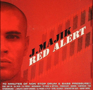 Red Alert - Mixed Compilation CD