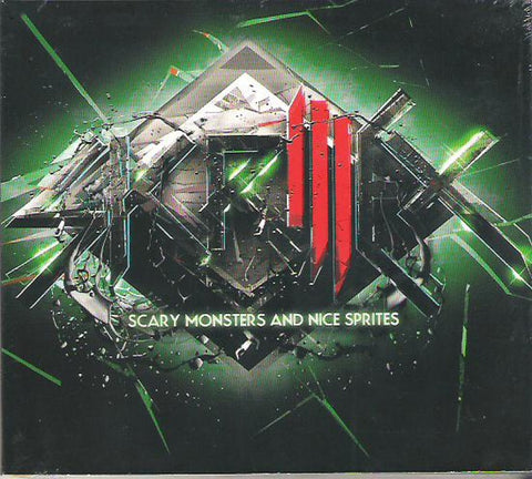 Scary Monsters & Nice Sprites