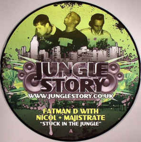 Stuck in the Jungle - PICTURE DISC