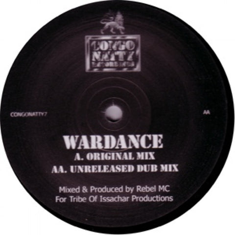 Wardance (Original Mix)  / Wardance (Unreleased Dub Mix)