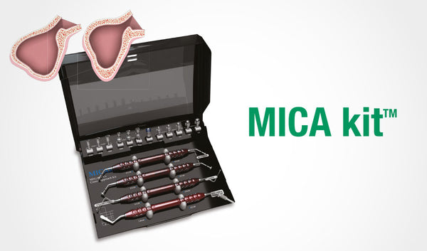 Sinus Crestal approach - MICA kit