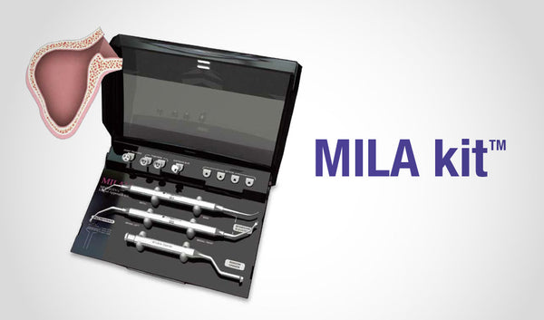 MICA & MILA Combination [Crestal & Laterall Sinus Lift Kit]