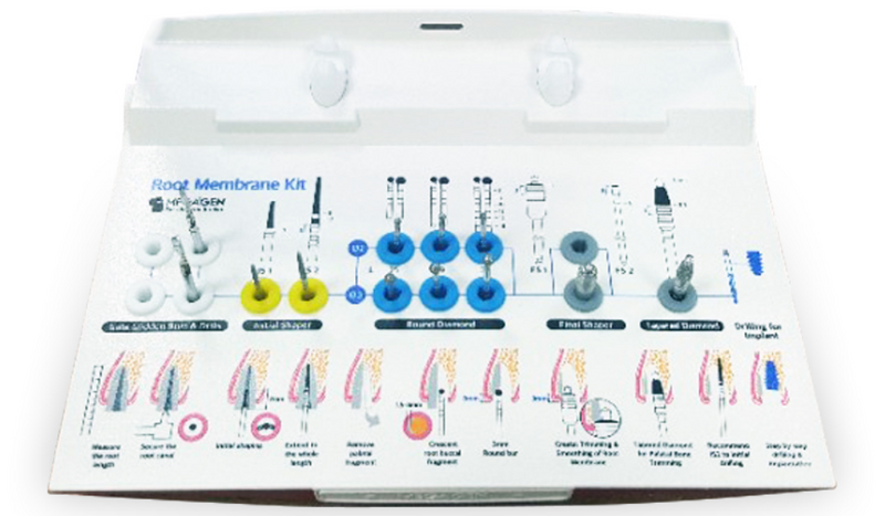 Root Membrane Kit [Partial Extraction Therapy] - [RMK3000KB]