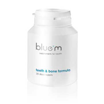 bluem supplements teeth & bone formule (26 x 90 caps)