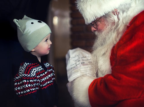 Survey Finds Children Stop Believing in Santa Aged 8