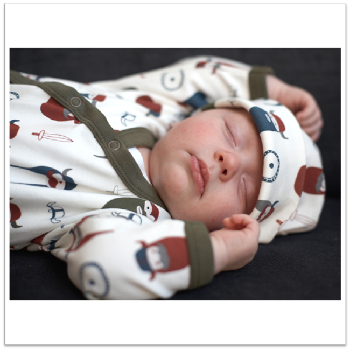 Organic Babygrows for Newborns