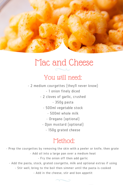 organic mac and cheese recipe
