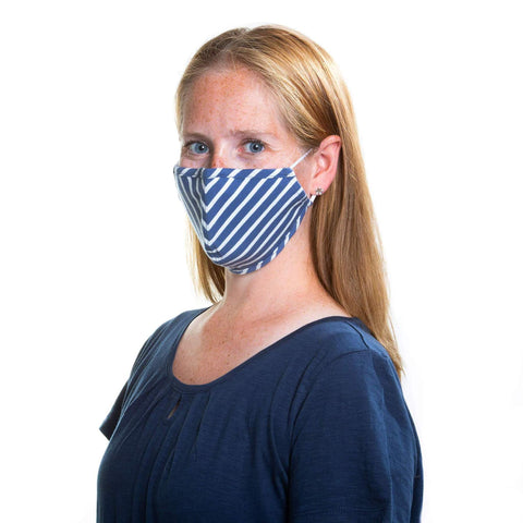 Image of Kite Stripy Face Covering