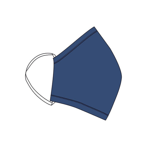 Kite Navy Face Covering