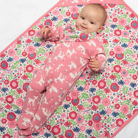 Image of Kite Little Deer Blanket