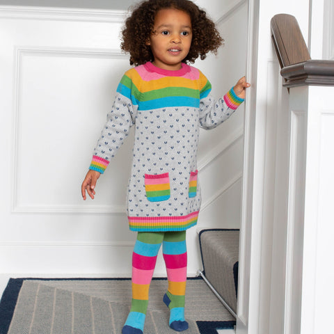 Image of Kite Rainbow Tights