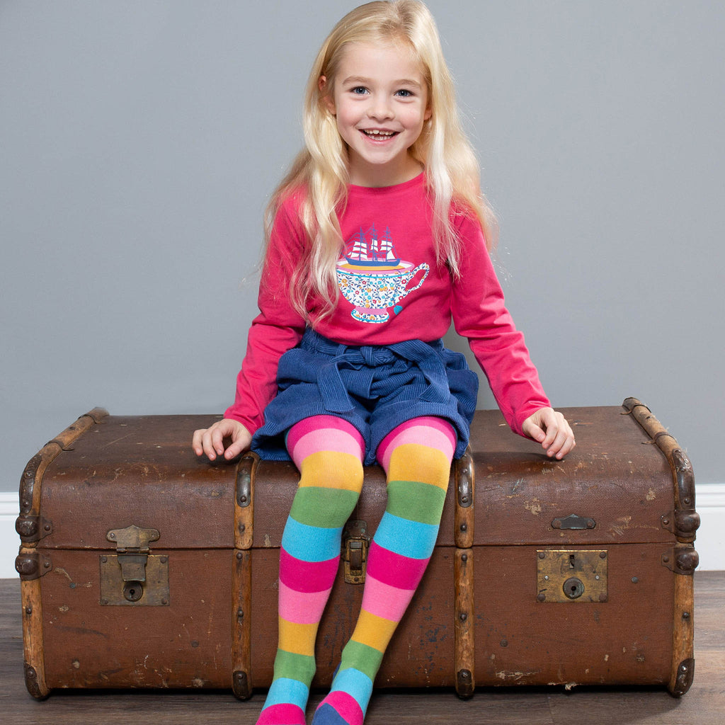 Kite Rainbow Tights