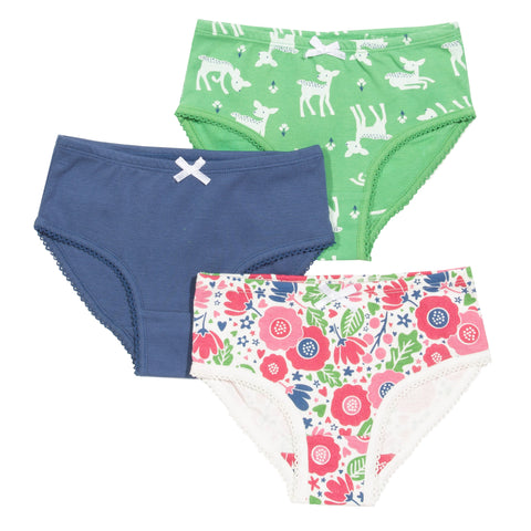 Kite Little Deer Flora Briefs