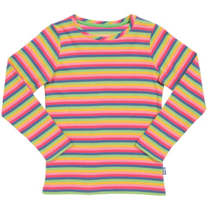 Kite Rainbow Stripe T-Shirt
