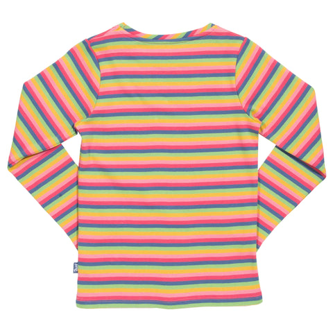 Image of Kite Rainbow Stripe T-Shirt