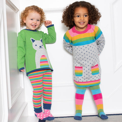 Image of Kite Cute Cat Knit Set